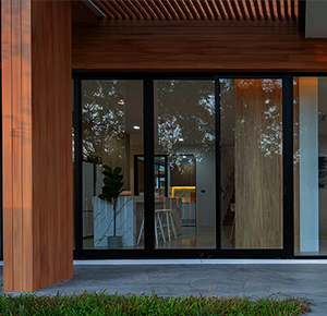 Aluminium Doors and Windows - Tostem India