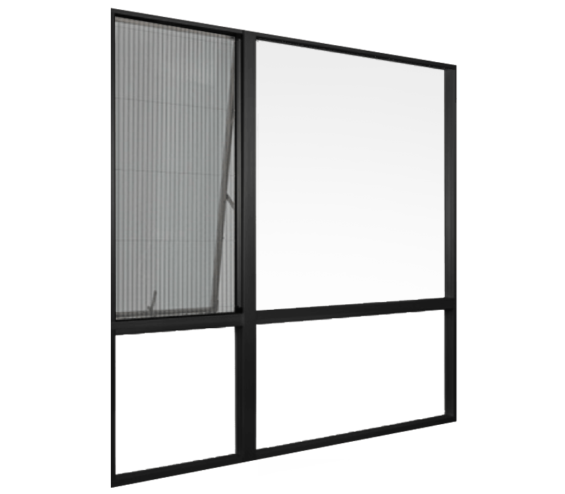 Insect screen for awning & casement