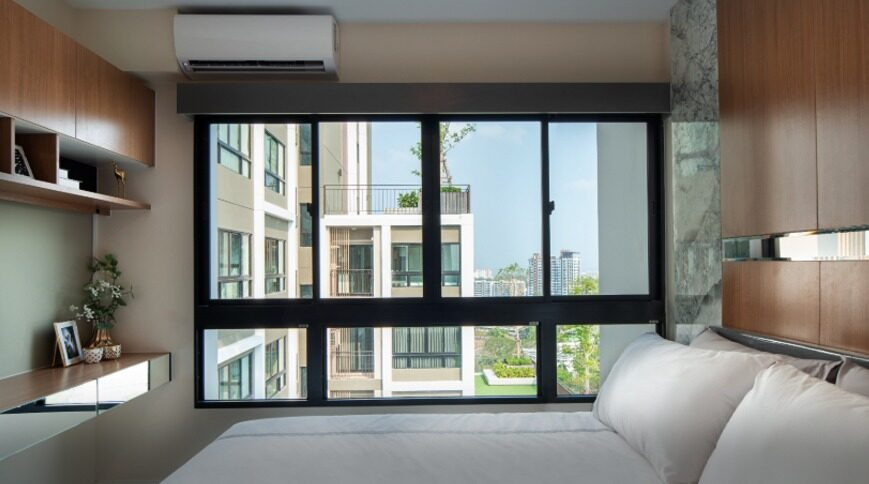Aluminium Windows, Doors, and Fences - Tostem India