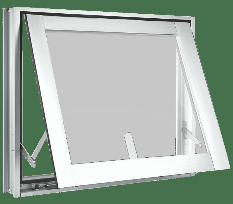 Aluminium Awning window (Multi lock)