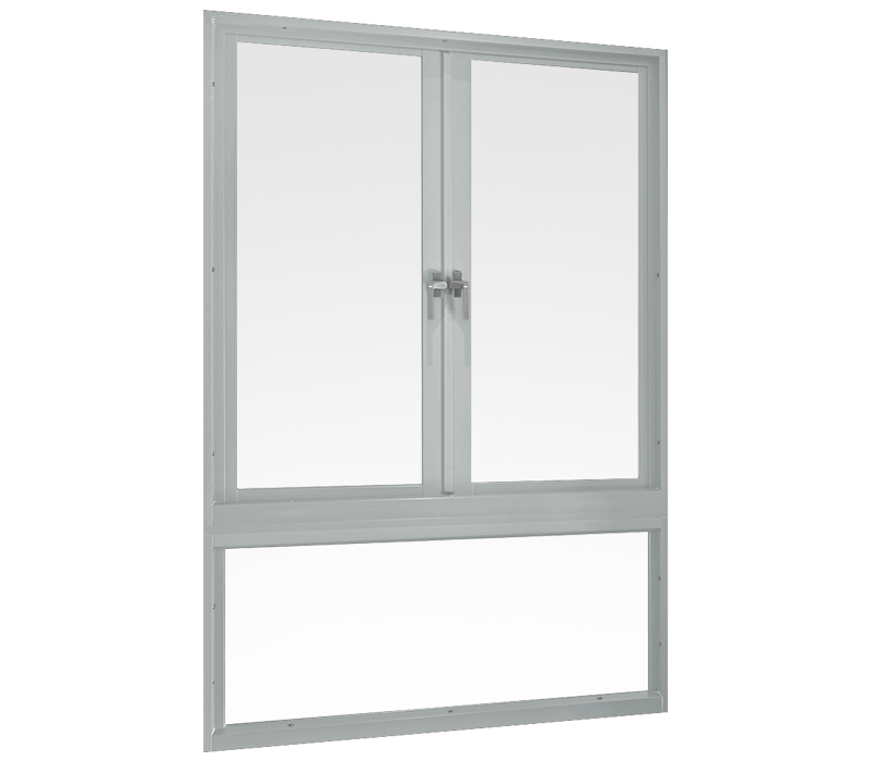 Aluminium Mix window