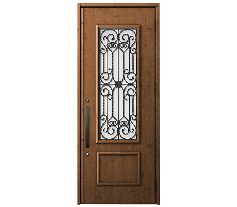 Aluminium Entrance Door – G01