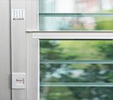 Aluminium Ventilation Door - Security grills and insect screen