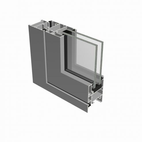 Aluminium Casement System - 40N