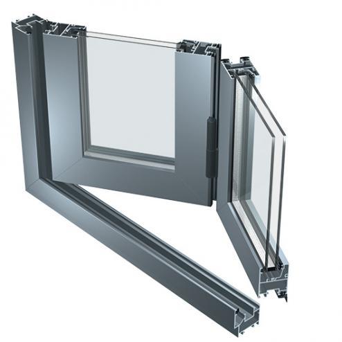 Aluminium Folding Door System - 45V