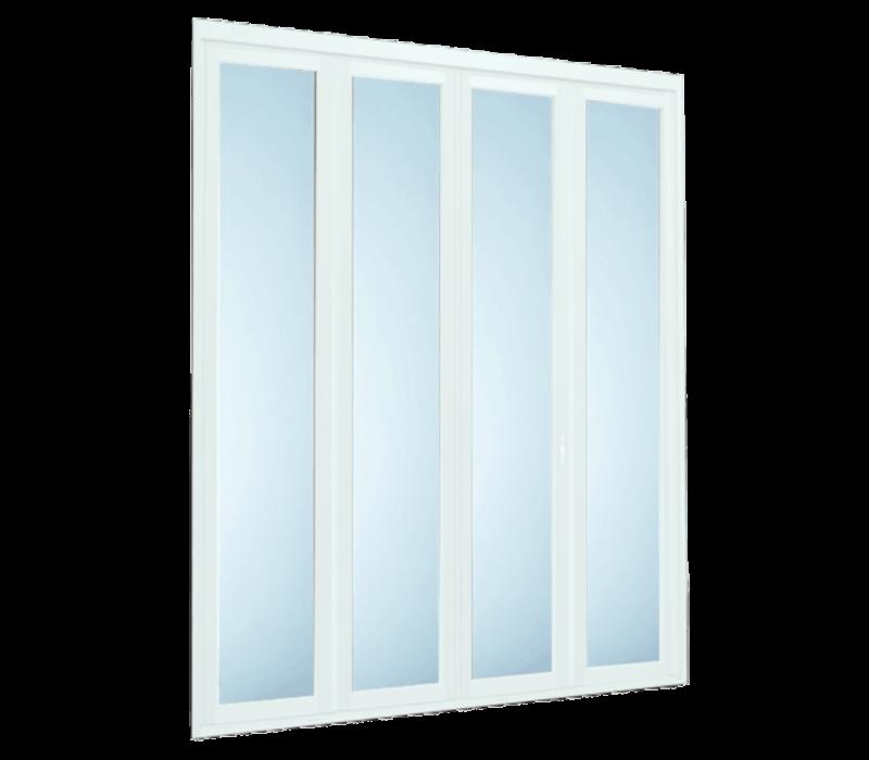 Aluminium Folding Door - 4 Panel