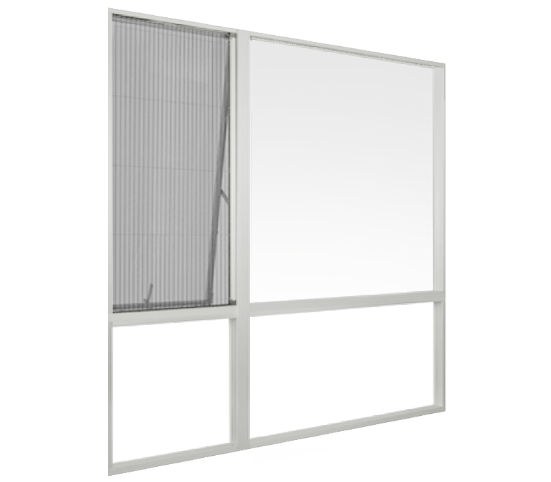 Aluminium Window - Insect screen for awning & casement