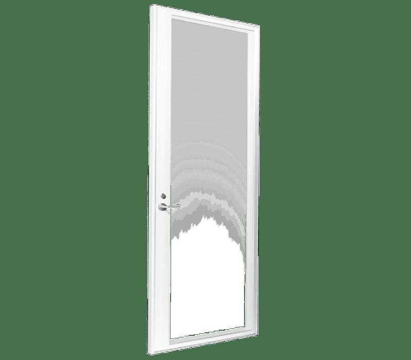 Aluminium Out Swing Door - Single