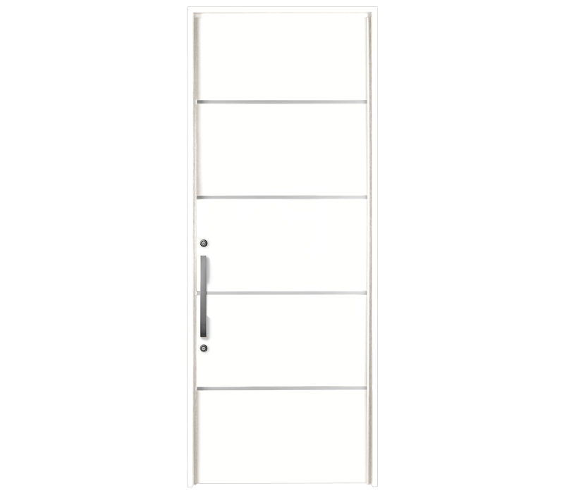 Aluminium Entrance Door – P02
