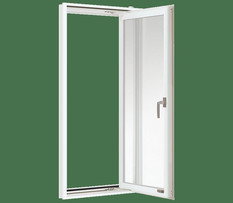 Aluminium Casement window (Multi lock)