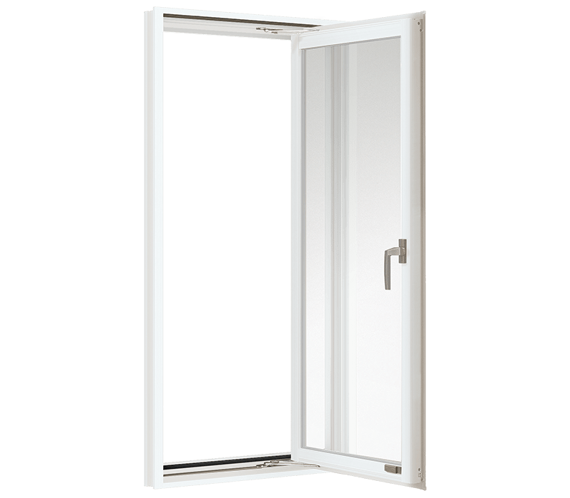 Aluminium Casement window (Multi lock)