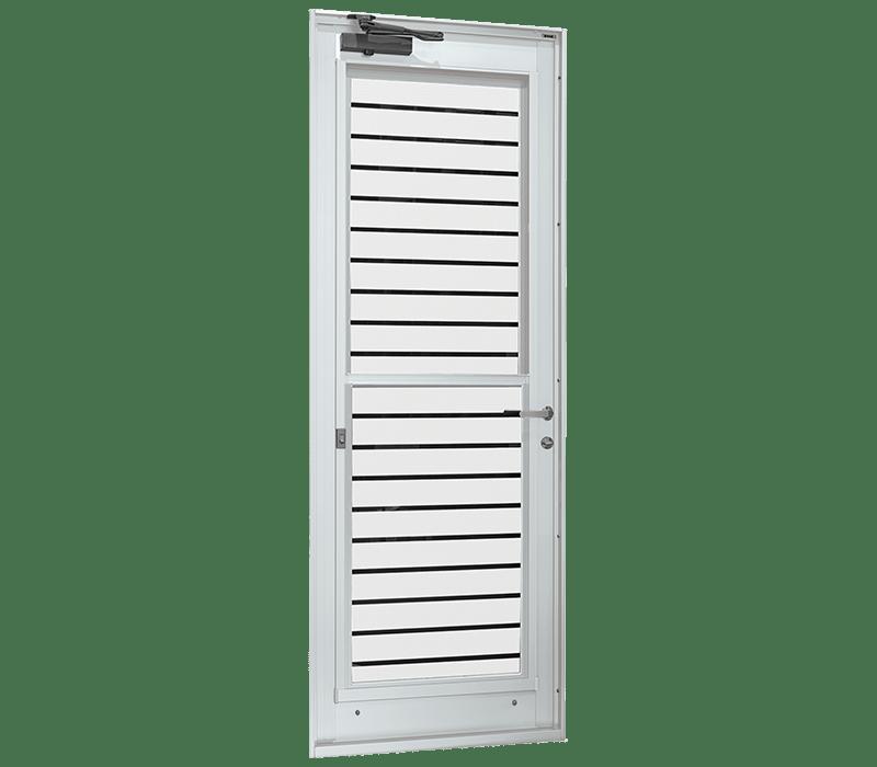 Aluminium Ventilation Door