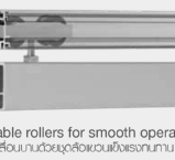 Durable rollers
