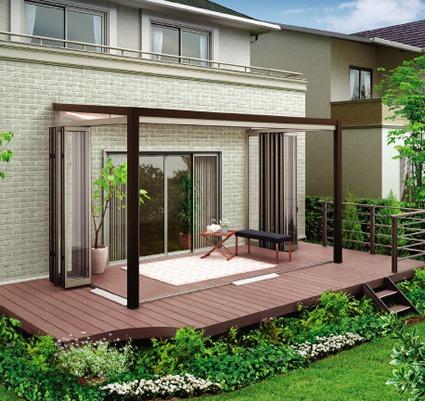 Garden Aluminium Doors and Windows