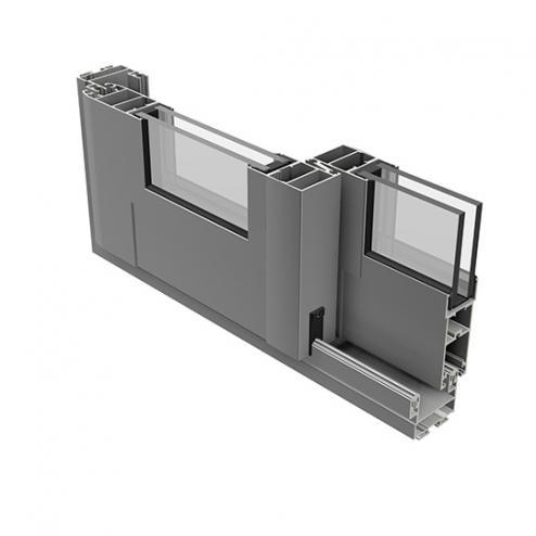 Aluminium Slider System - SC45
