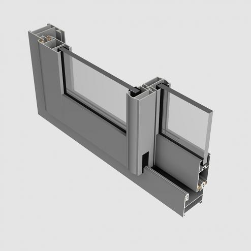 Aluminium Slider System - SC40