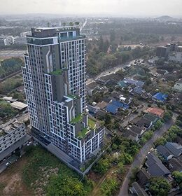 Tostem India - High Rise